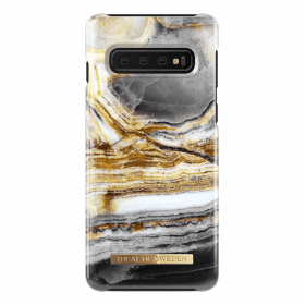 iDeal of Sweden iDeal Fashion Case för Samsung Galaxy S10 - Outer Space Agate