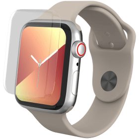 Zagg ZAGG InvisibleShield Ultra Clear för Apple Watch 4-5, 40mm
