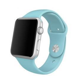 Taltech Silikonarmband till Apple Watch 44mm & 42 mm - Grön