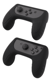 Deltaco gaming Deltaco Gaming Silikongrepp för Nintendo Switch Joy-Con - Svart