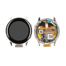Samsung Samsung Galaxy Watch Active Skärm med LCD Display - Silver
