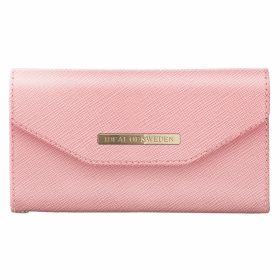 iDeal of Sweden iDeal Mayfair Clutch för Samsung Galaxy S10 Plus - Rosa
