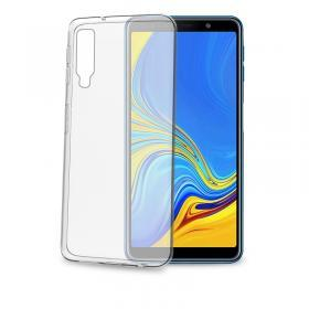 Celly Celly Gelskin Skal för Samsung Galaxy A70 - Transparent