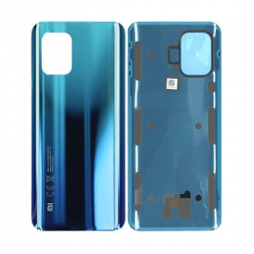 Xiaomi Mi Note 10 Lite Skärm med LCD-display Original - Vit - 5600030F4L00