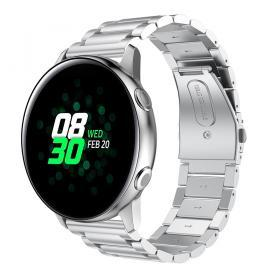Metallarmband för Samsung Galaxy Watch Active - Silver