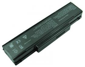 Batteri Asus A9 Series, 4400mAh
