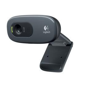 Logitech Logitech HD Webcam C270 - Svart