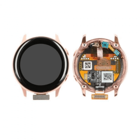 Samsung Samsung Galaxy Watch Active Skärm med LCD Display - Guld
