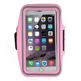 Sportarmband till iPhone 6/7/8 Plus, Rosa