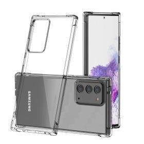 Taltech LEEU DESIGN Air Skal för Samsung Galaxy Note 20 - Transparent