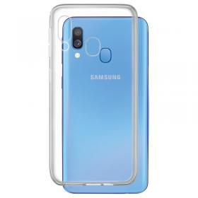 Champion Champion Slim Skal till Samsung Galaxy A40 - Transparent