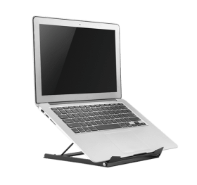 "Deltaco Office Laptopställ 10-15"" - Svart"