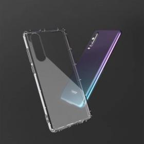 Taltech Drop-proof Skal till Huawei P30 - Transparent