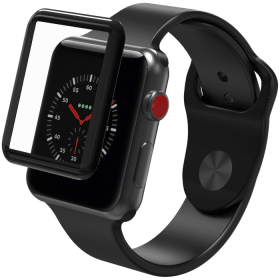 Zagg ZAGG InvisibleShield Glass Curve Elite för Apple Watch, 42mm