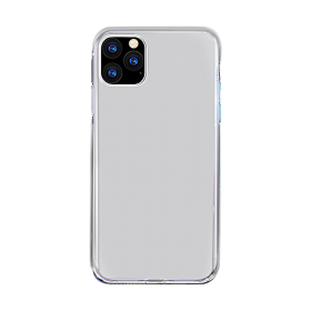 SiGN SiGN Ultra Slim Case för iPhone 11 Pro Max - Transparent