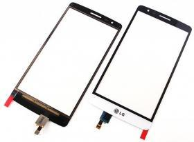 LG LG G3 S D722 - Display/Skärm med digitizer, Vit