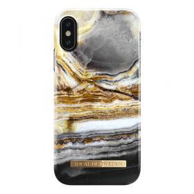 iDeal of Sweden iDeal Fashion Case för iPhone X/XS - Outer Space Agate