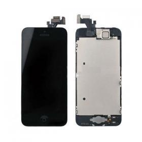 OEM IPhone 5 Komplett LCD & Digitizer - Svart