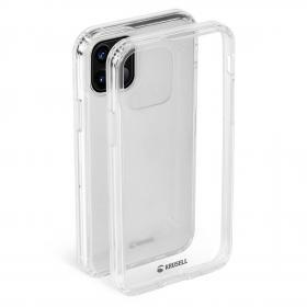 Krusell Krusell HardCover Cover iPhone 12/12 Pro - Transparent