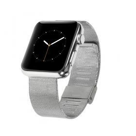 Taltech Metallarmband för Apple Watch 5-4 40 mm & 3-2-1 38mm - Silver