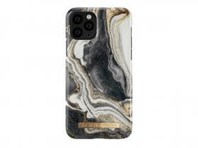 iDeal of Sweden iDeal Fashion Skal för iPhone 11 Pro - Golden Ash Marble