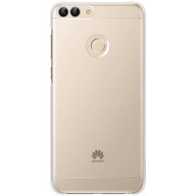 huawei Huawei P Smart Protective Cover - Transparent