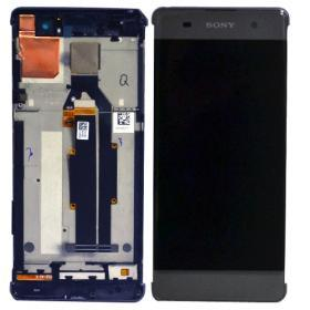 Sony Xperia XA1 Display Original - Svart