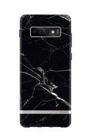 Richmond Richmond & Finch Skal för Samsung Galaxy S10 - Black Marble
