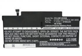 "Batteri till Macbook Air 13"" 2010-2012 A1466 - Teknikdelar.se"