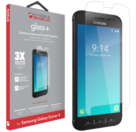 Zagg InvisibleSHIELD Glass Plus Samsung Galaxy Xcover 4/4S