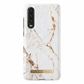 iDeal of Sweden iDeal Fashion Case för Huawei P30 - Carrara Gold