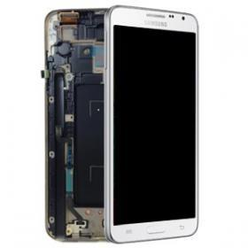Samsung Samsung Galaxy Note 3 Neo Skärm/Display med LCD - Vit - Original