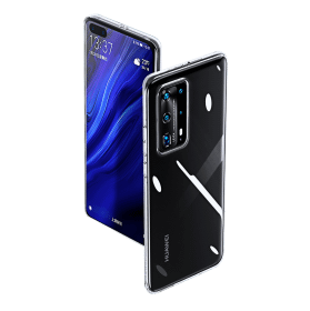 SiGN SiGN Ultra Slim Case för Huawei P40 Pro - Transparent