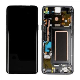 Samsung Samsung Galaxy S9 Skärm LCD display - Original - Grå