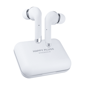 Happy Plugs Happy Plugs Air 1 Plus Trådlösa Hörlurar - White