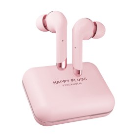 Happy Plugs Happy Plugs Air 1 Plus Trådlösa Hörlurar - Pink Gold