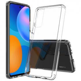 Taltech Shockproof Skal för Huawei P Smart 2021 - Transparent