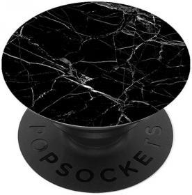 PopSockets Richmond & Finch x PopSockets Mobilhållare - Black Marble
