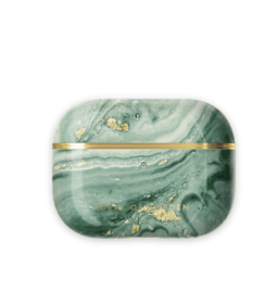 iDeal of Sweden iDeal Fodral för Apple AirPods Pro - Mint Swirl Marble
