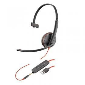 Plantronics Plantronics C3215 Blackwire USB Headset