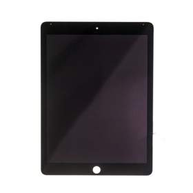 OEM iPad Air 2 - Skärm/Display med LCD, Svart