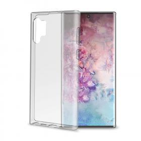 Celly Celly Gelskin Skal för Samsung Galaxy Note 10 Plus - Transparent