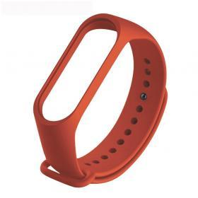 Armband för Xiaomi Mi Band 4 - Orange