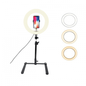 SiGN TikTok Studio Ring Light med Stativ