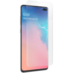 Zagg Zagg Invisibleshield Ultra Clear HD för Samsung Galaxy S10 Plus