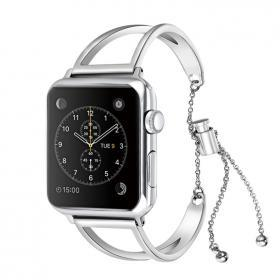 Metallarmband för Apple Watch 1-2-3 38 mm - Silver