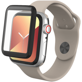 Zagg ZAGG InvisibleShield Glass Fusion för Apple Watch 4-5, 40mm